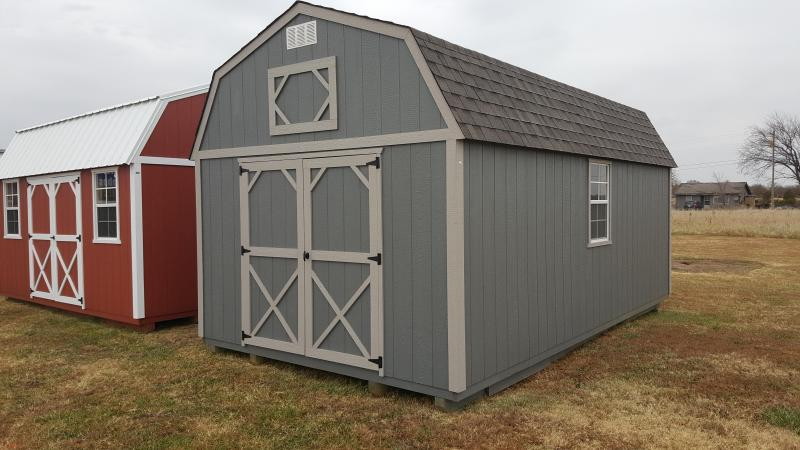 ***DISCOUNTED*** 12x20 LOFTED BARN