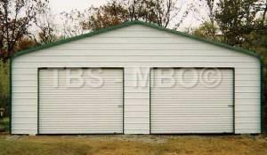 30x30x8 Garage #G118