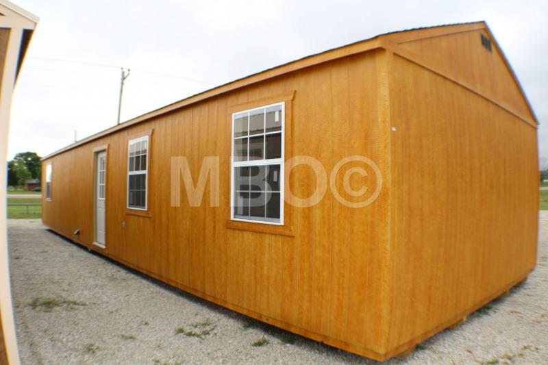 16x50 UTILITY CABIN FULLY FINISHED