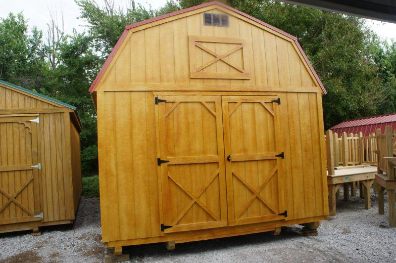 ***DISCOUNTED*** 12x24 LOFTED BARN
