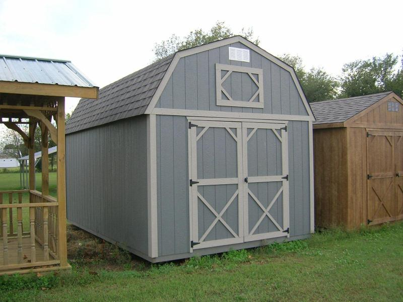***DISCOUNTED*** 10x16 LOFTED BARN