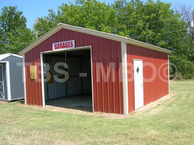 18X20X8 Garage / Shop #G028