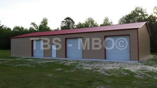 30x75x12 Garage #G149