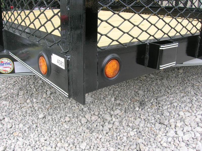 5200# Axle   Trailers, Portable Storage Buildings, and Carports