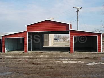46x25 Barn / Garage #B045