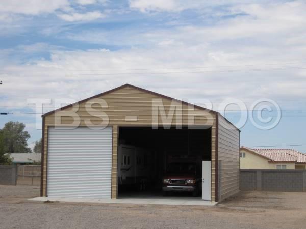 30x40x14 Garage #G086