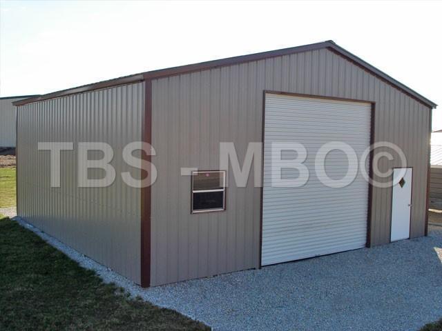 30x40x12 Garage #G154