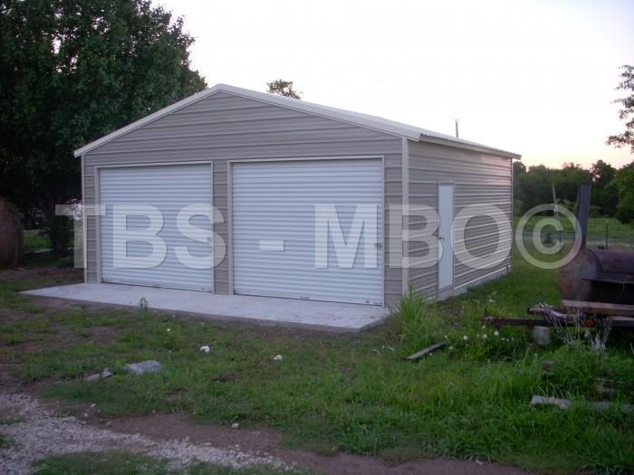 24x25x9 Garage #G133