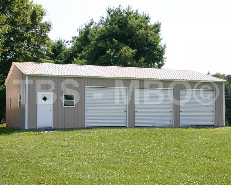 24X40X10 Garage / Shop #G013