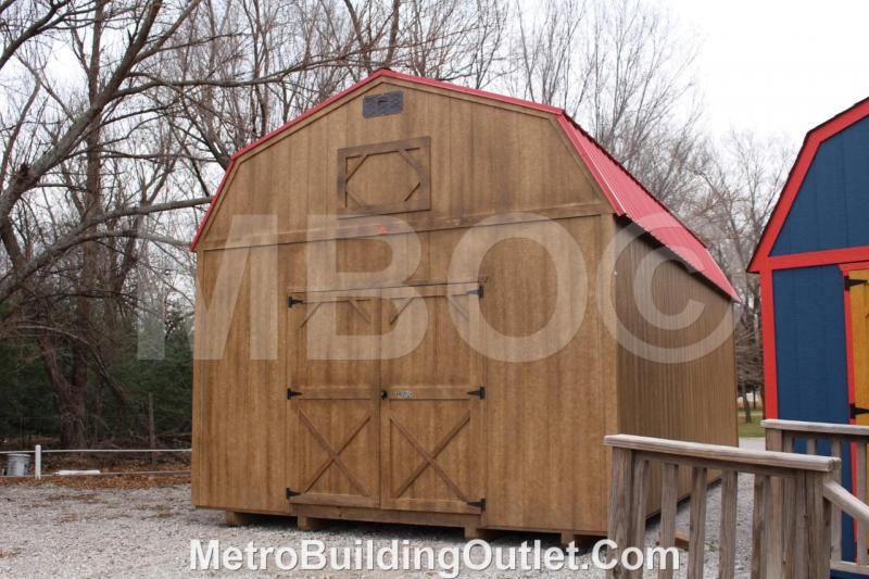***DISCOUNTED*** 14x24 LOFTED BARN