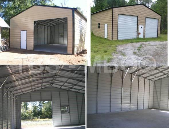 30x30x12 Garage #G112