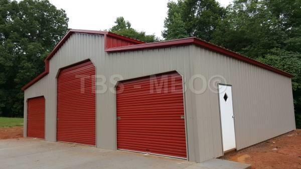 42x40 Barn / Garage #B063