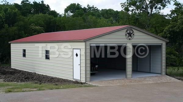 24x40x9 Garage #G070