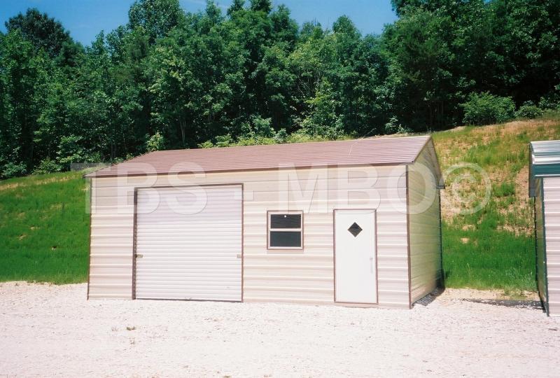 20X25X9 Garage / Shop #GARAGE001