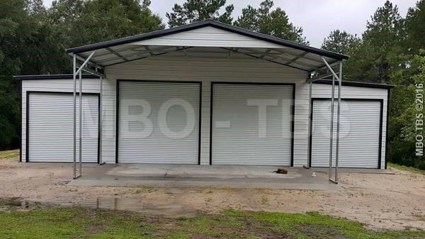 50x40 Barn / Garage #B60