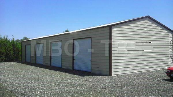 24x70x12 Garage #G101