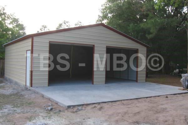 28x35x9 Garage #G135