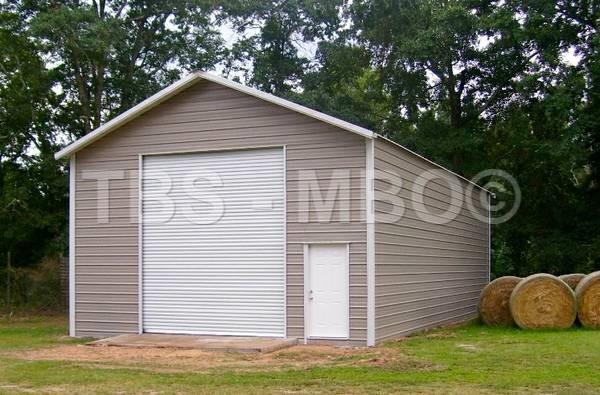 24x40x14 Garage #G080