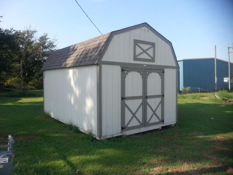 Storage Building Haulers Barn Shed Plans