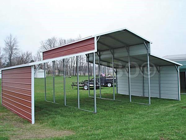 36x20 Barn / Carport #B031