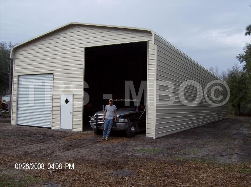 30X100X14 Garage / Shop #G051