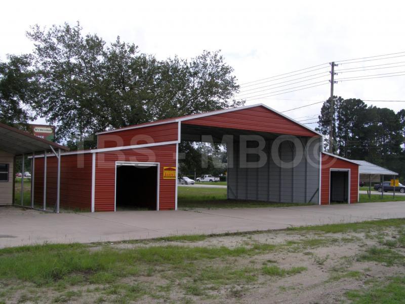 54X25 Barn / Carport #B024