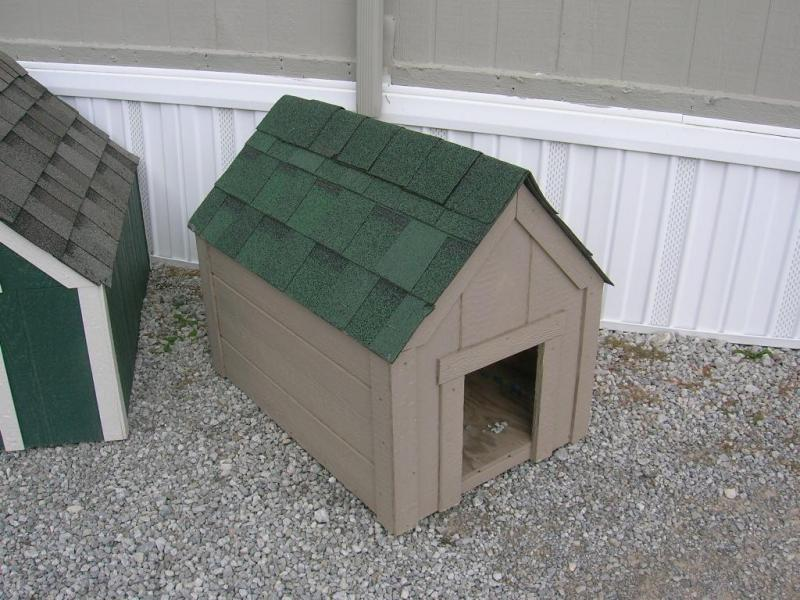 2x3 Doghouse