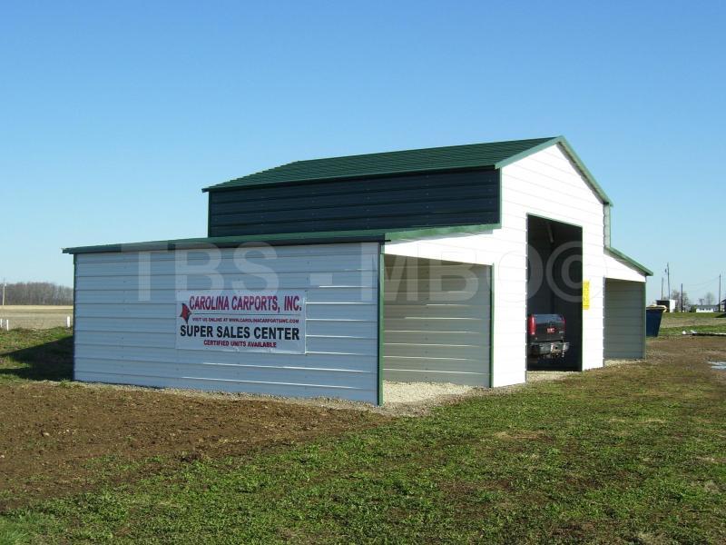 42X25 Garage / Barn #B006