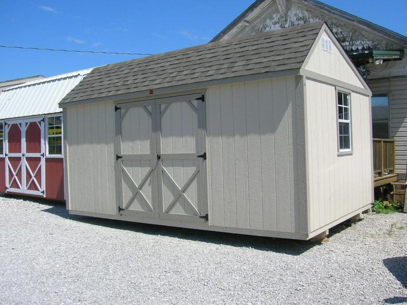 ***DISCOUNTED*** 10x16 Garden Shed