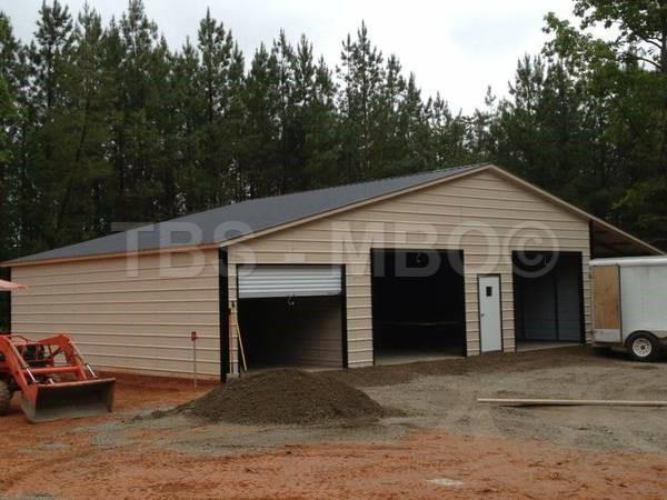 54x35 Barn / Garage #B062
