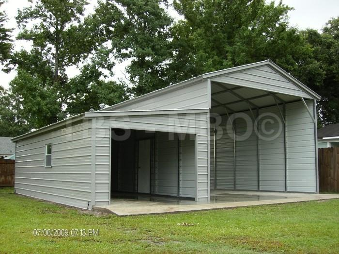 30x30 Barn / Garage #B049