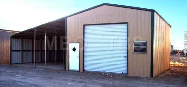 48X25 Garage / Barn #B29