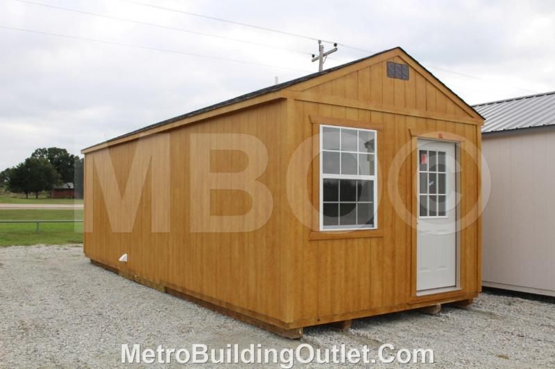 12X28 UTILITY CABIN FULLY FINISHED