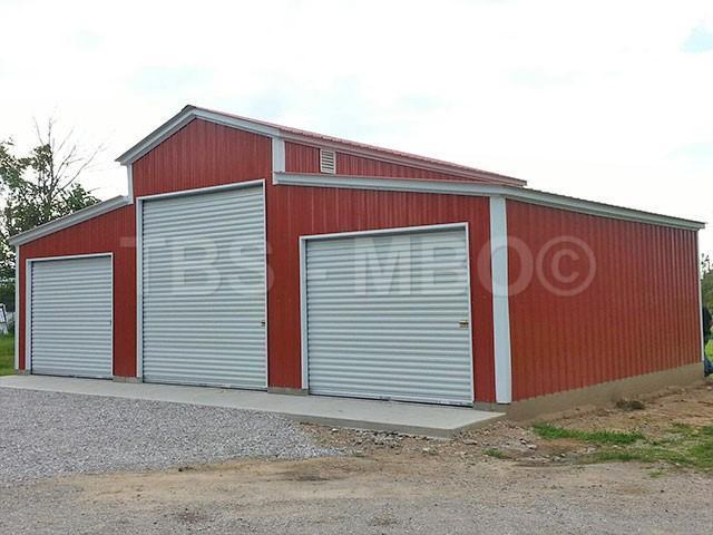 36X25 Barn / Garage #B054