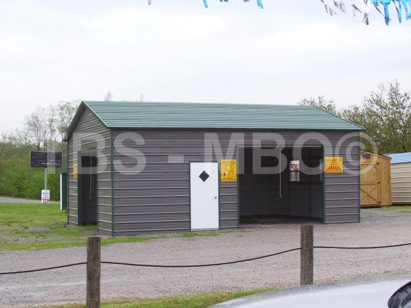 20X25X10 Garage / Shop #G049