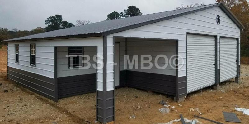 BARN HOUSE 660SQ.FT BH#003