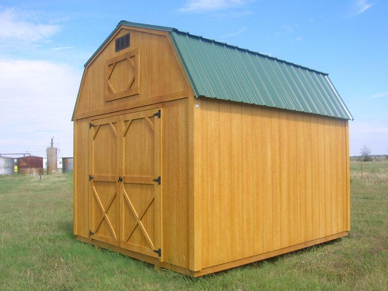 ***DISCOUNTED*** 10x12 LOFT BARN