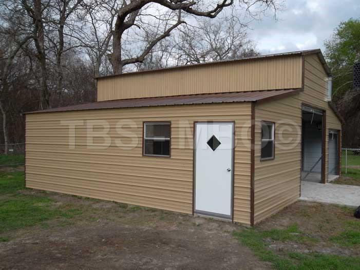 36X25 Garage / Barn #B028