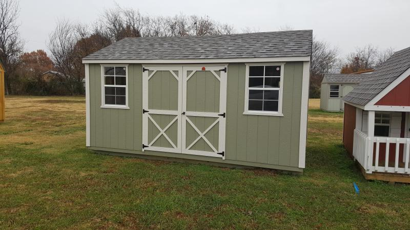 ***DISCOUNTED*** 12x16 Garden Shed