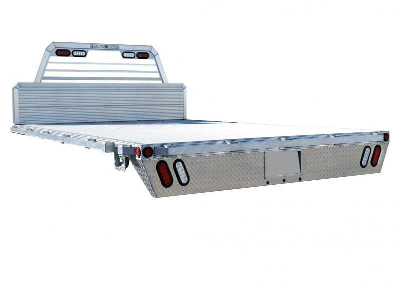 """DuraMag Aluminum 97"""""""" x 102"""" Truck Bed Deluxe"""