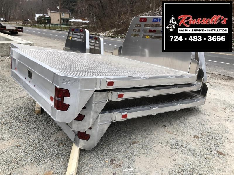 EBY Big Country Flat Bed 9' x 97""