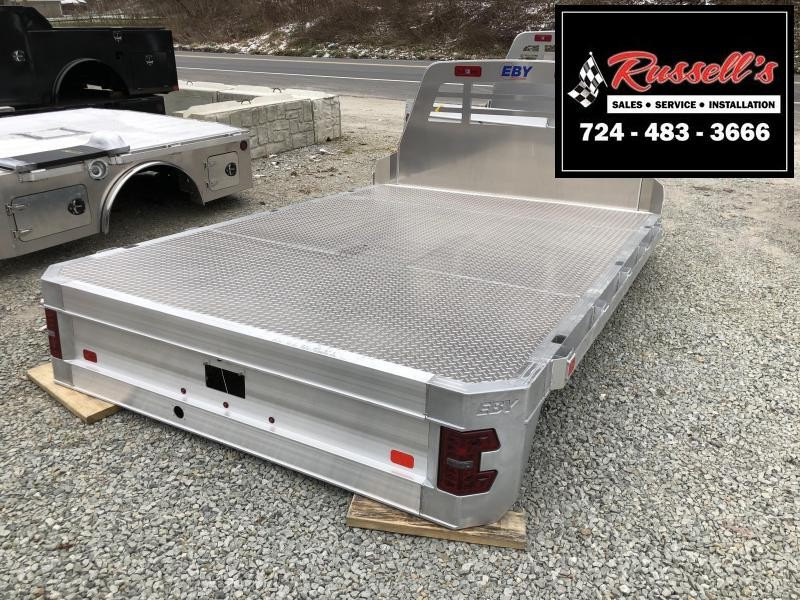 EBY Big Country Flat Bed 11' x 97""