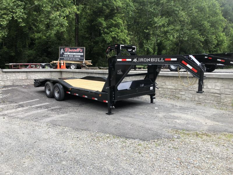 2018 Iron Bull ETG Equipment Trailer