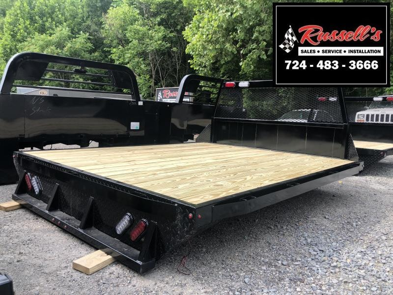 "2019 RAS Series Flatbed 60"" CA"