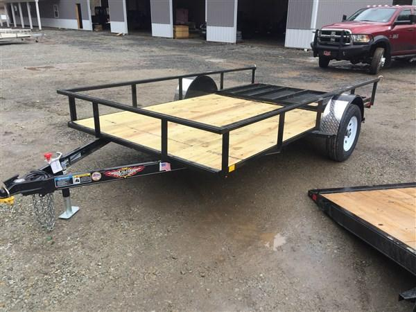 "H&H 82""x12' Trailer (RS)"