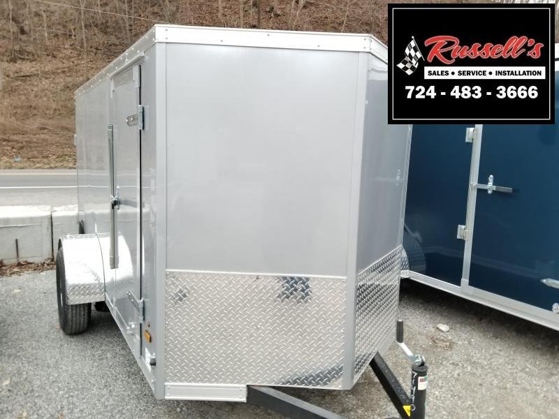 2019 US Cargo ULAFT 5x10 Ramp Door Enclosed Cargo Trailer