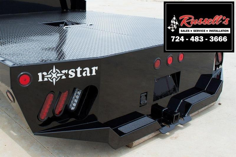 Norstar SF Bed SRW Pickup Bed Removal