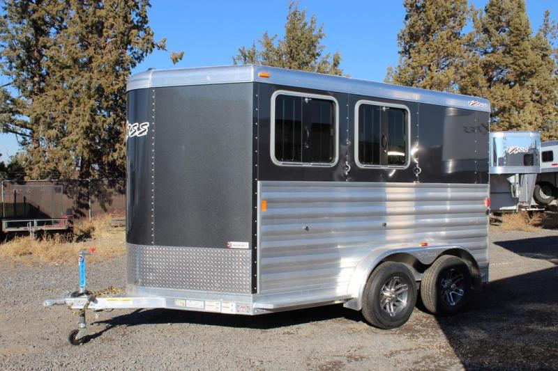 2018 Exiss Trailers Express XT Horse Trailer
