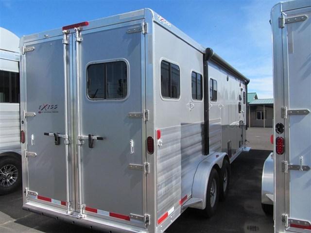 2016 Exiss 7308 Horse Trailer