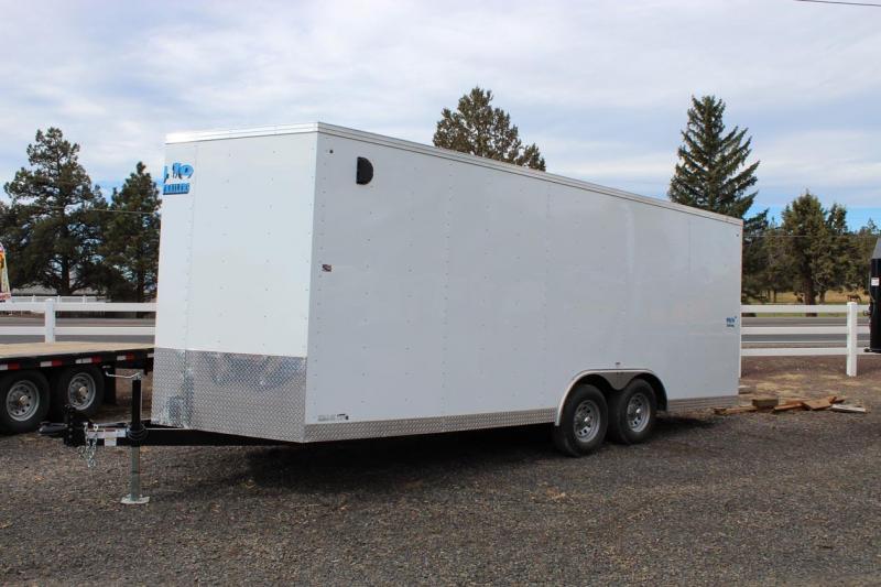 2018 Snake River Big 10 8X20 Enclosed Cargo Trailer